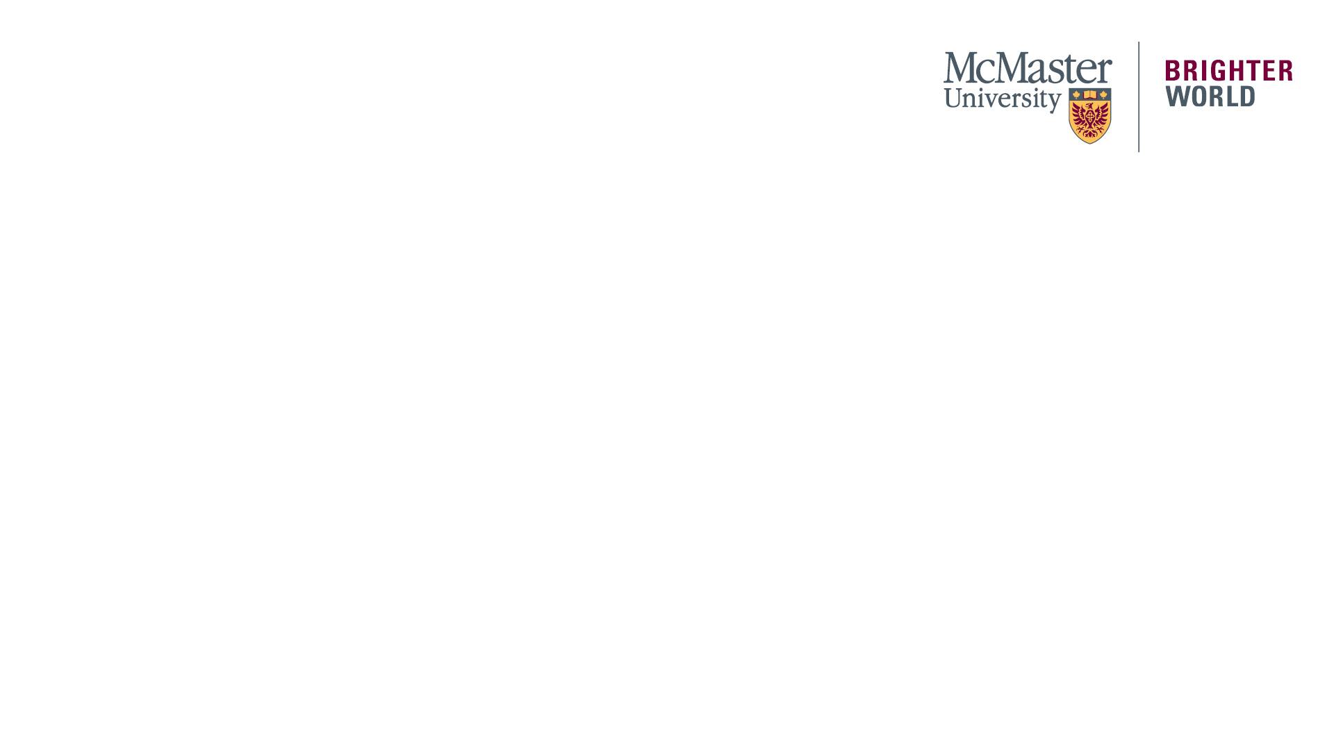 Plain McMaster Background